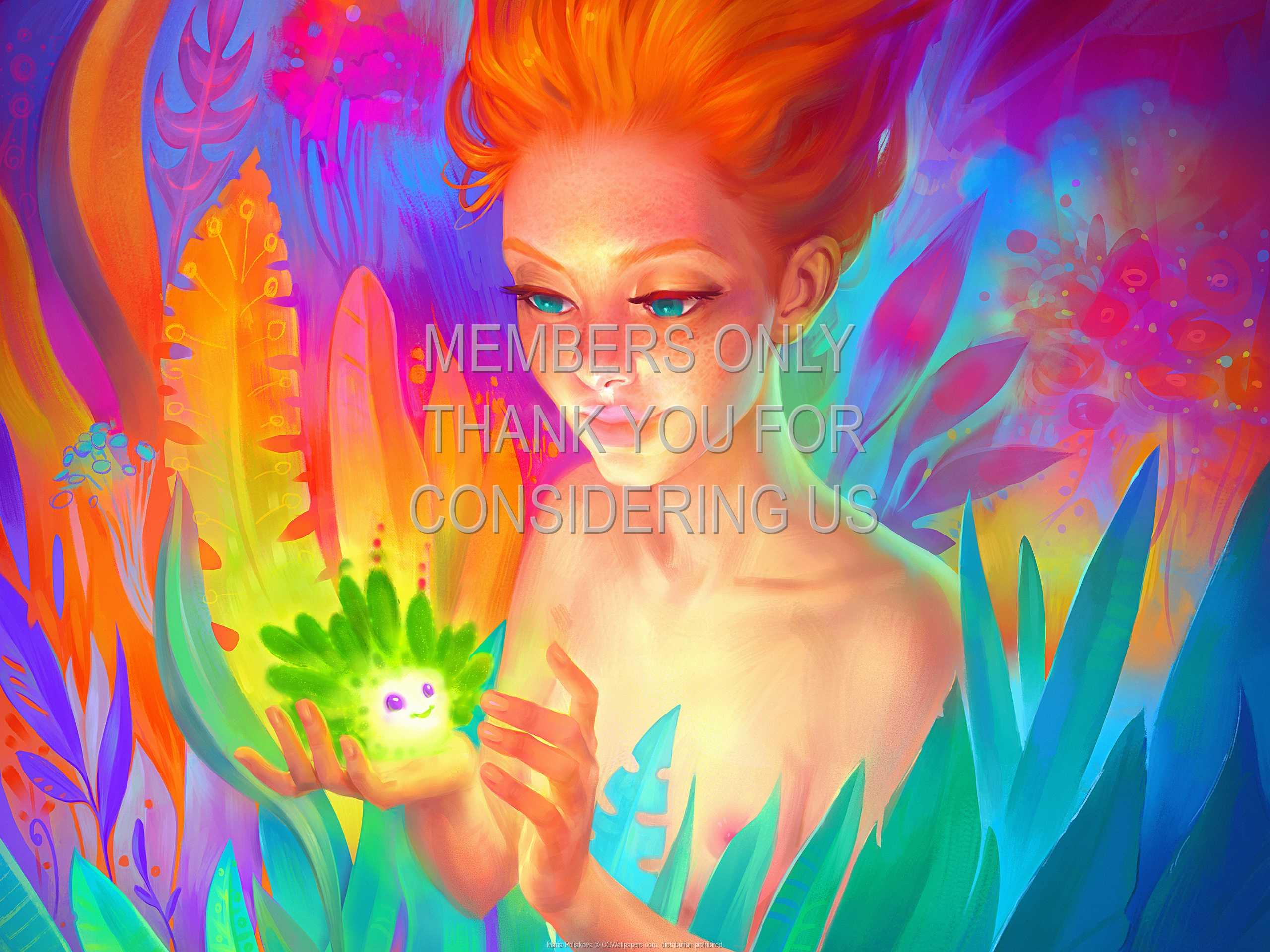 Maria Poliakova 1080p Horizontal Mobile wallpaper or background 01
