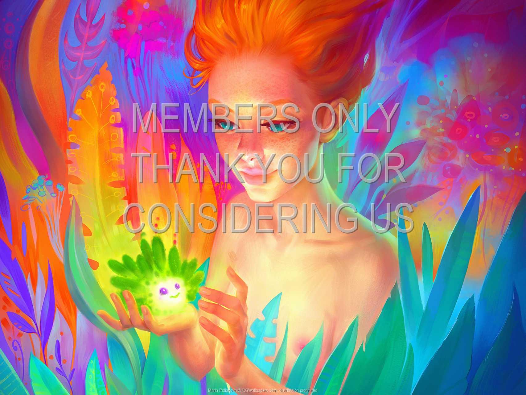 Maria Poliakova 720p Horizontal Mobile wallpaper or background 01