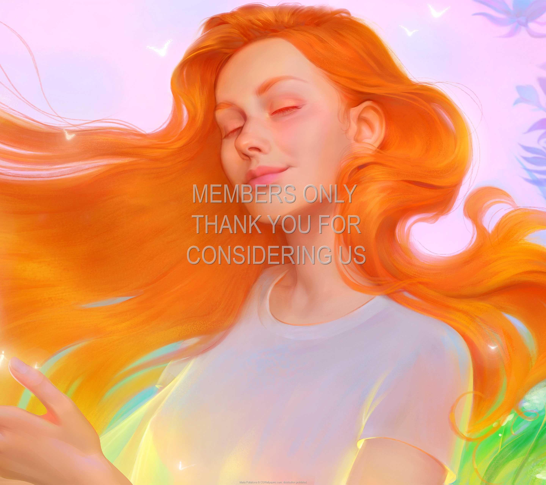 Maria Poliakova 1440p Horizontal Mobile wallpaper or background 03