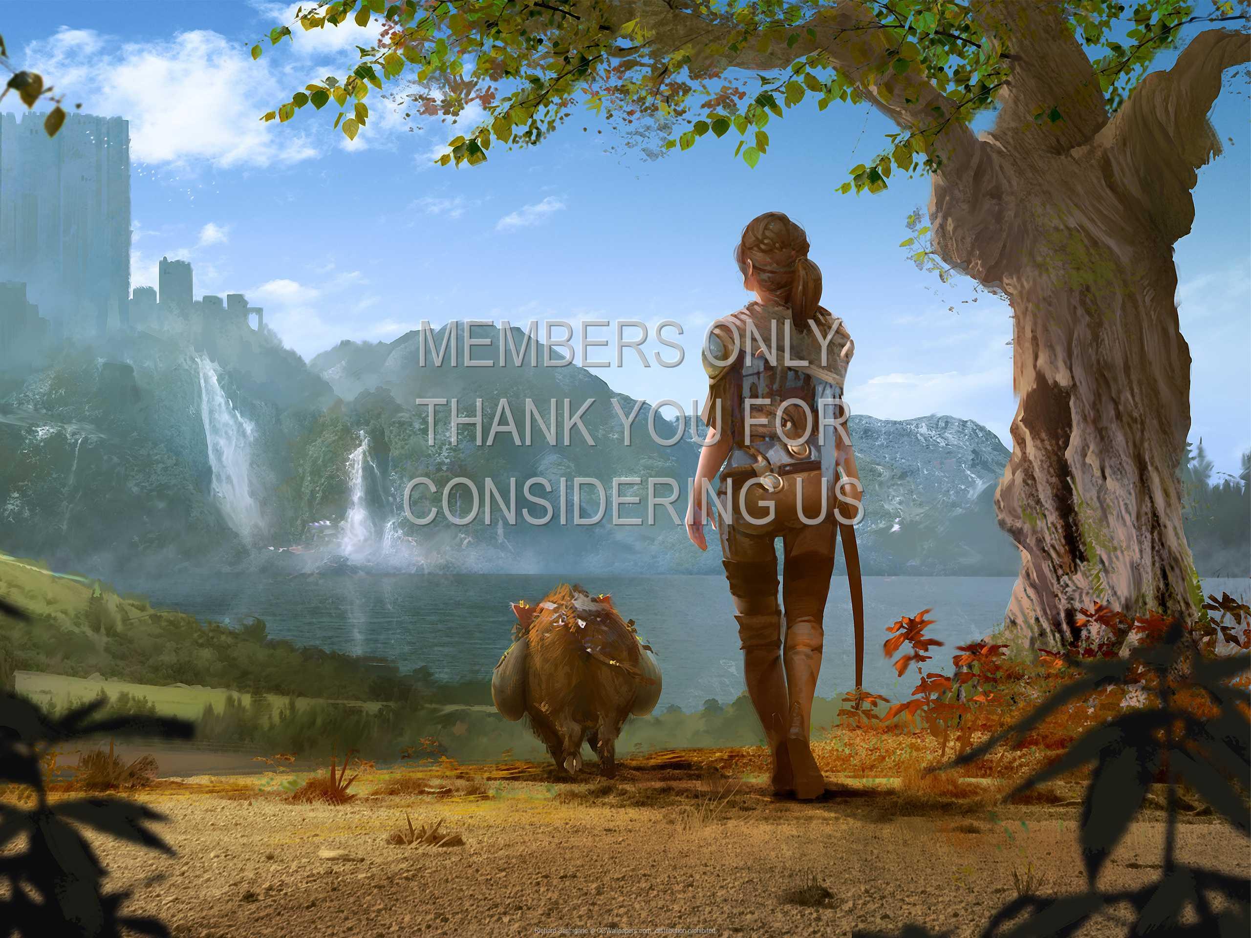 Richard Sashigane 1080p Horizontal Mobile wallpaper or background 03