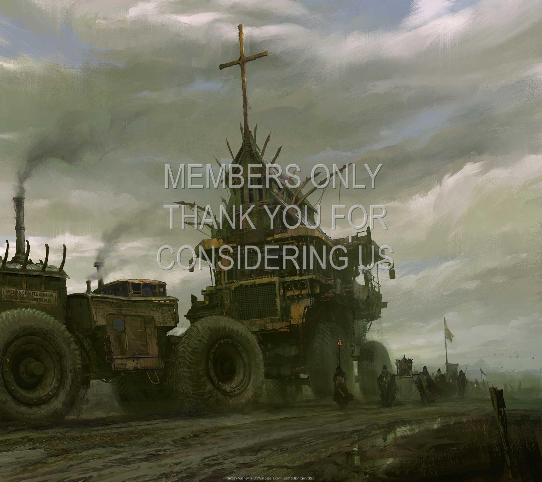 Sergey Vasnev 1080p Horizontal Mobile wallpaper or background 03