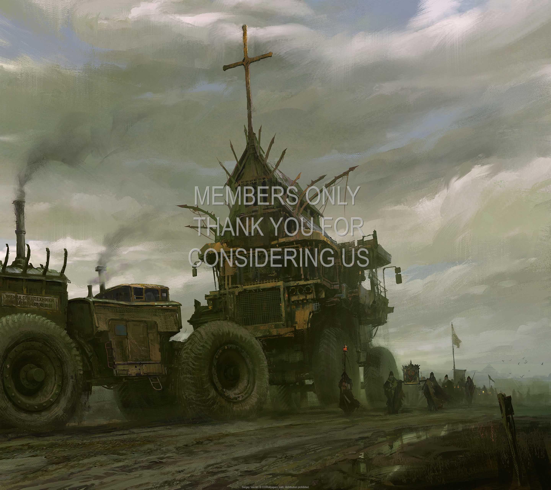 Sergey Vasnev 1440p Horizontal Mobile wallpaper or background 03