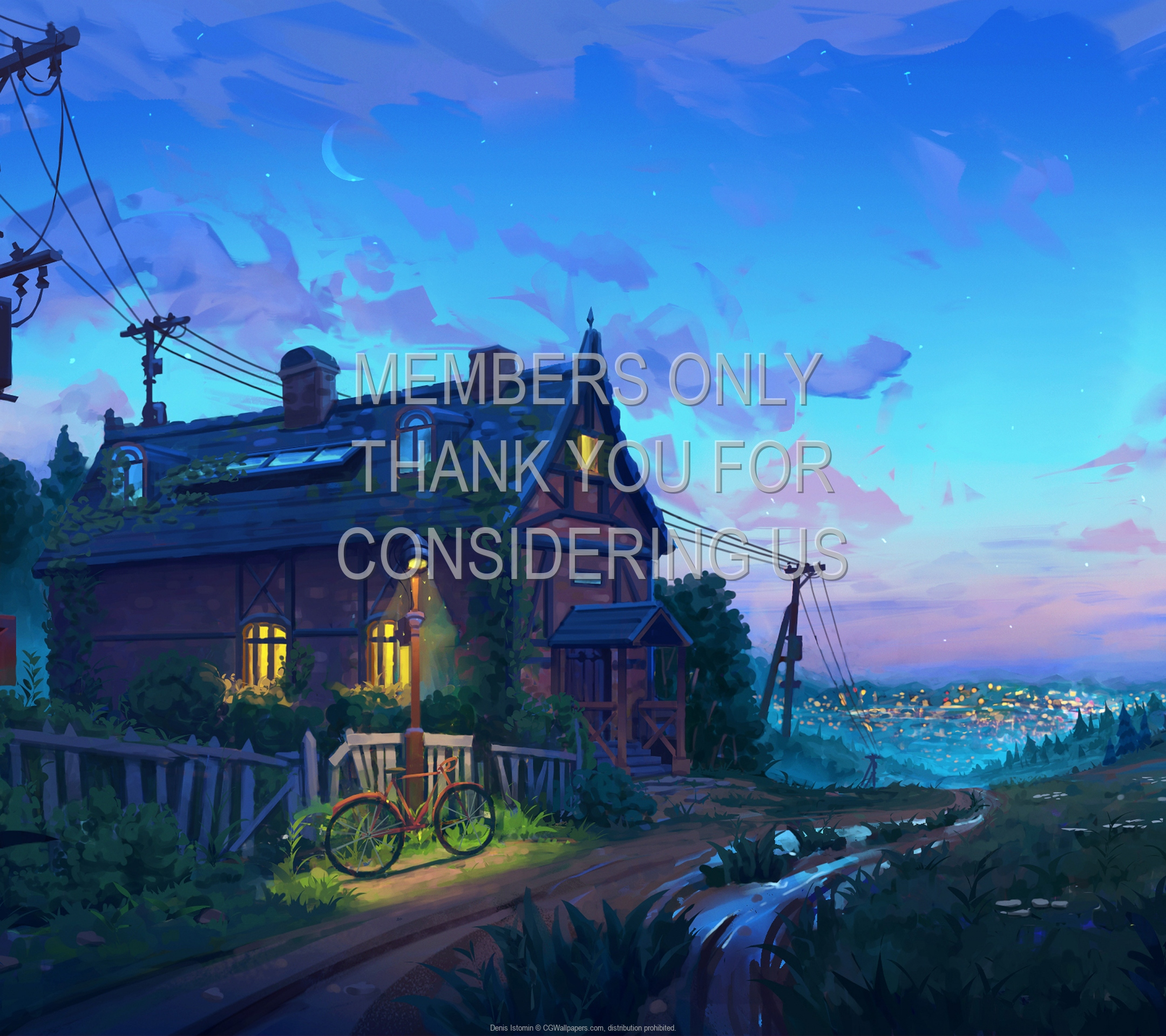 Denis Istomin 1080p Horizontal Mobile wallpaper or background 01