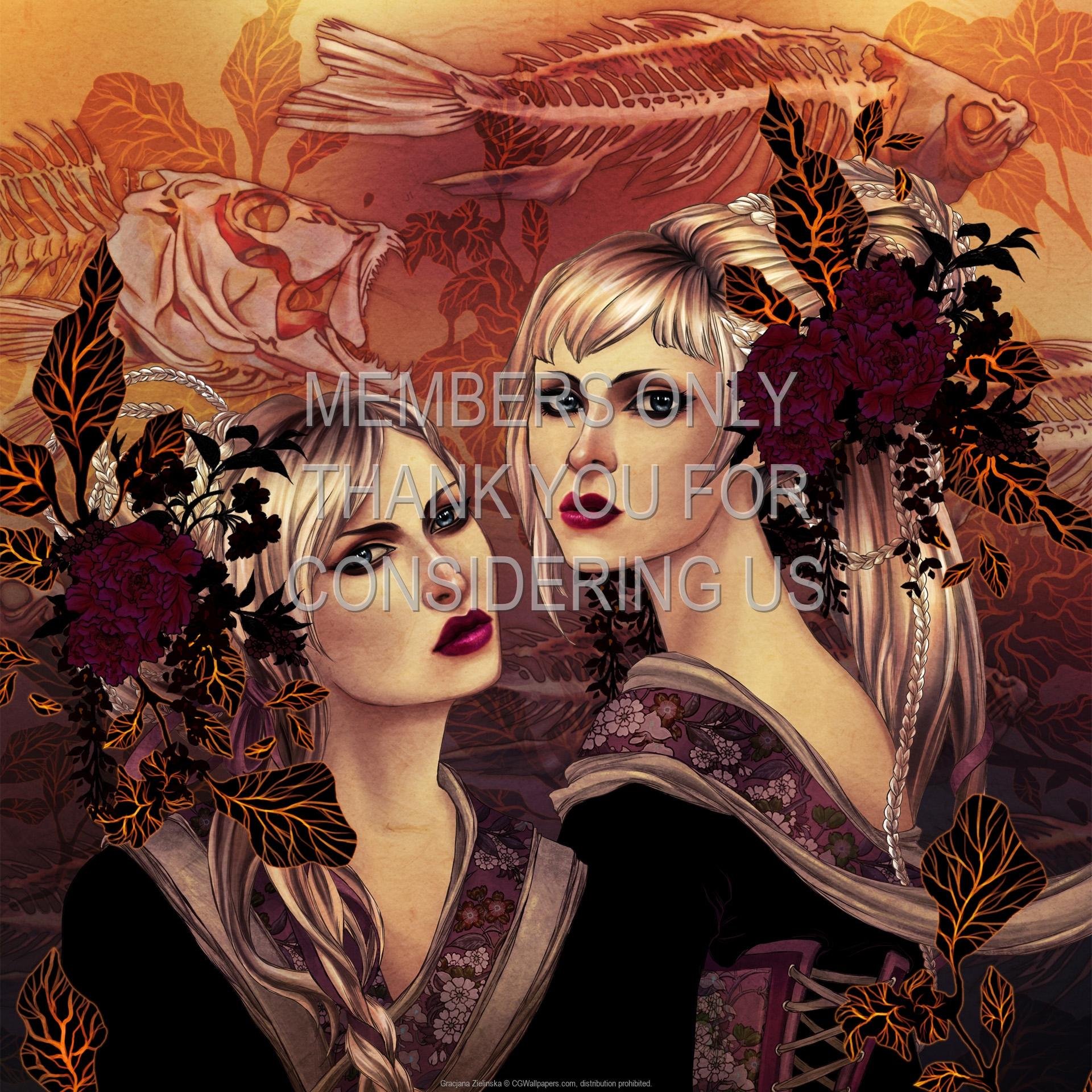 Gracjana Zielinska 1920x1080 Mobile wallpaper or background 07