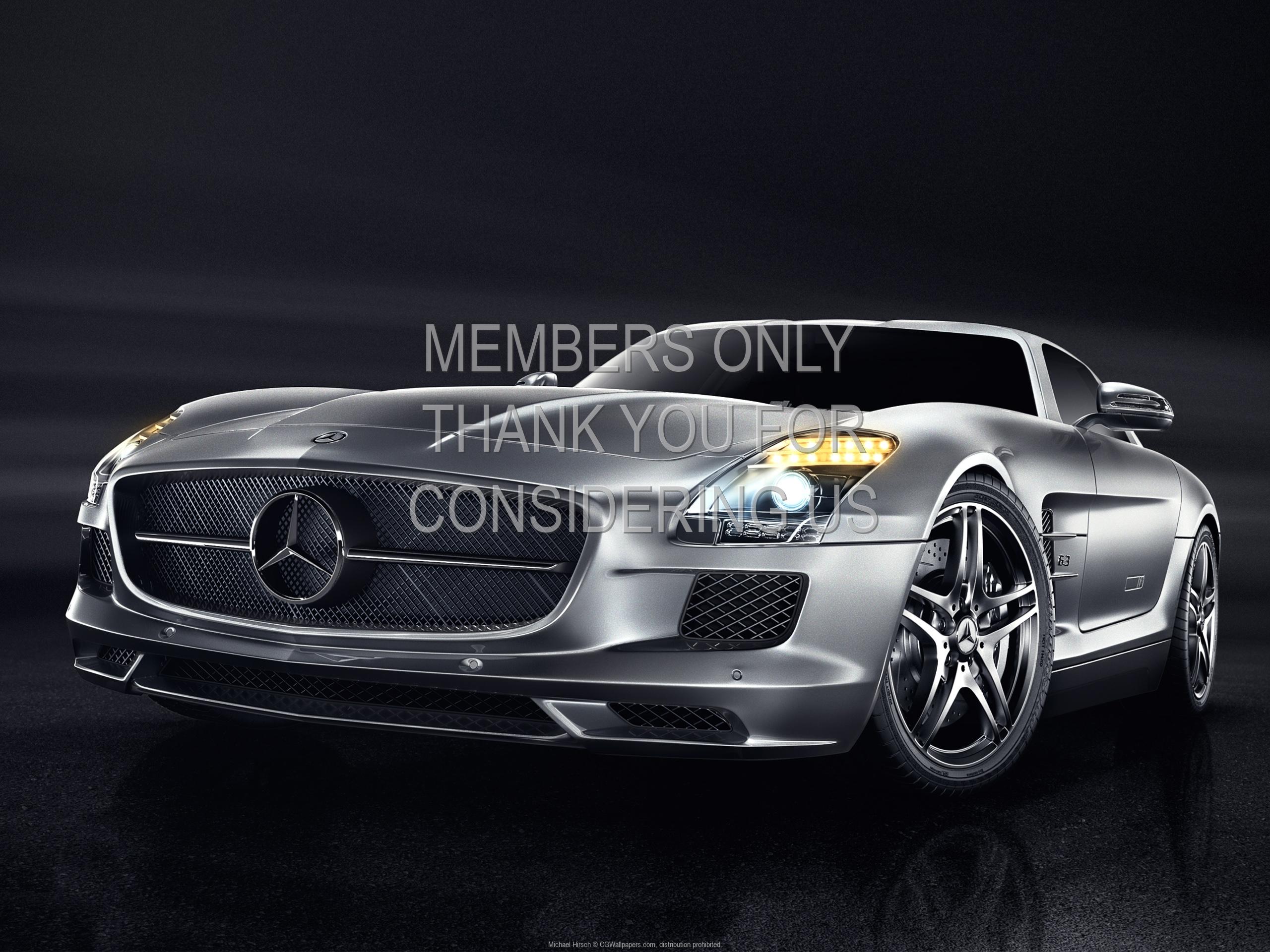 Michael Hirsch Wallpaper Mercedes Sls Amg 1080p Horizontal