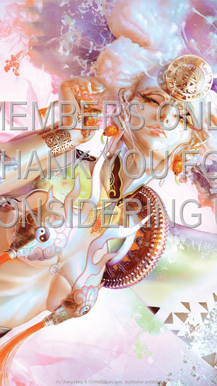 Yu Cheng Hong 1920x1080 Mobile wallpaper or background 01