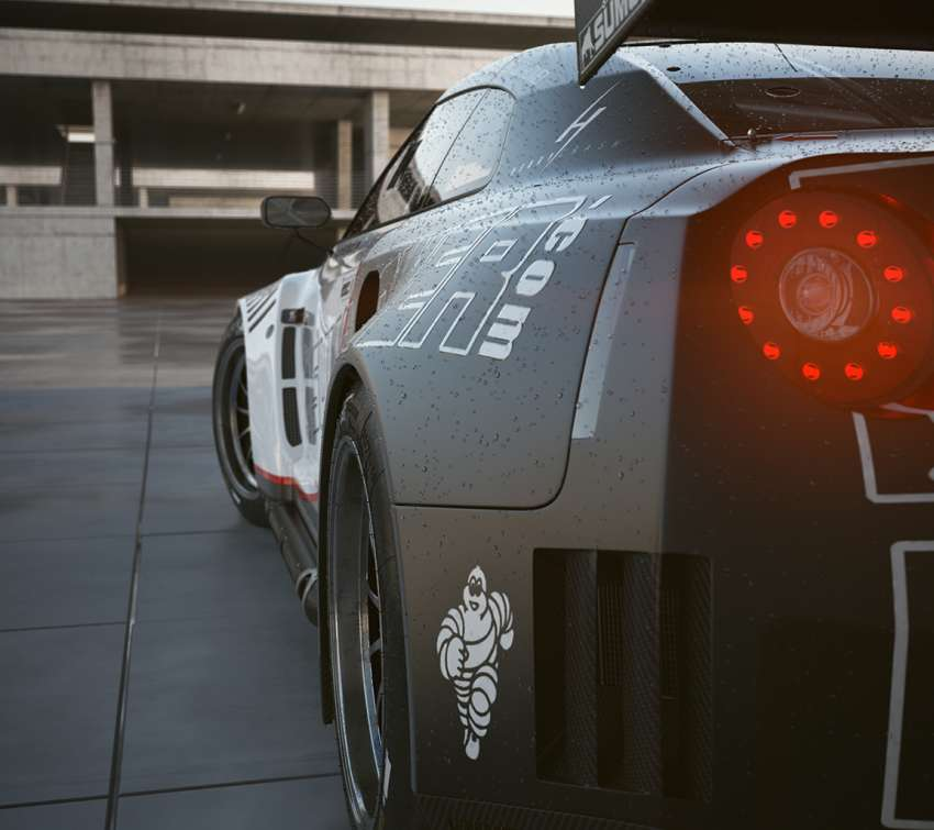 GT1 GT-R wallpaper or background