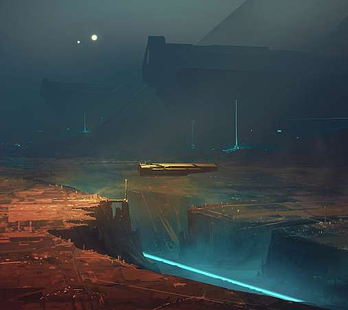 Bastien Grivet Mobile Horizontal wallpaper