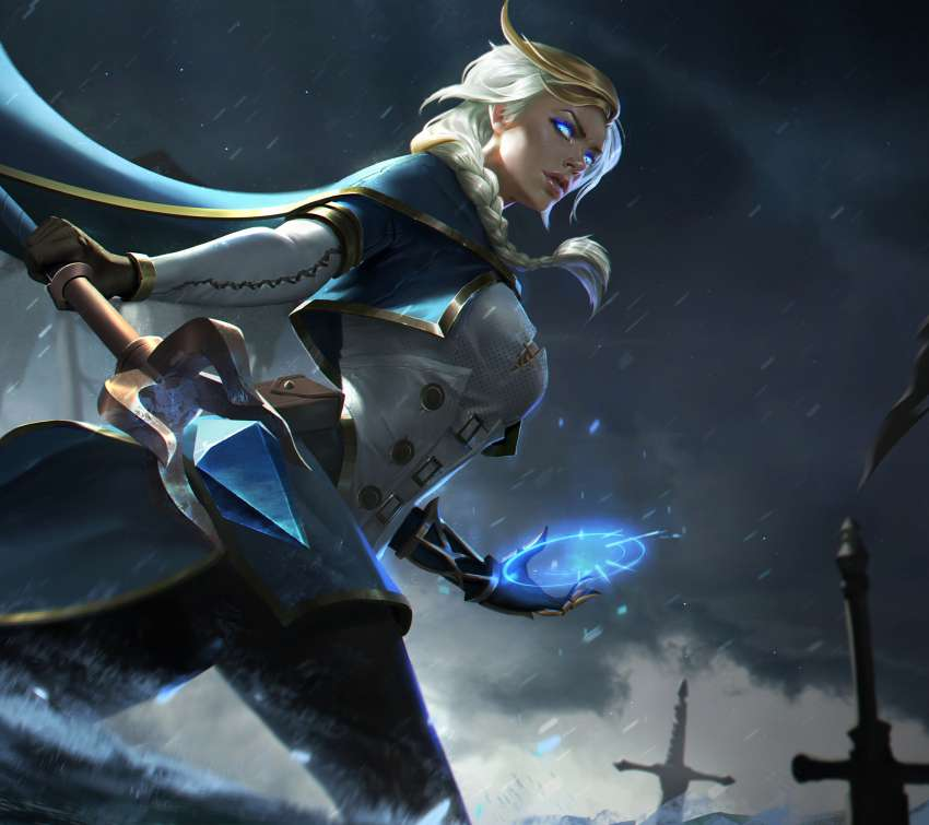 Jaina Proudmoore fan art wallpaper or background