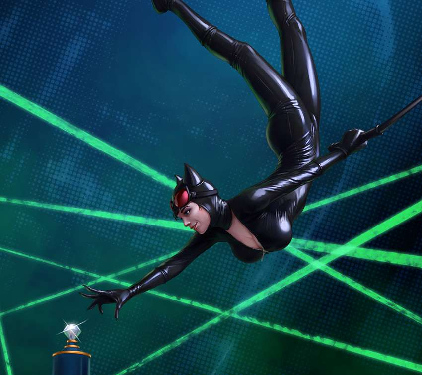Catwoman wallpaper or background