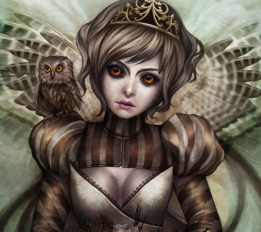 The Owl Princess wallpaper or background