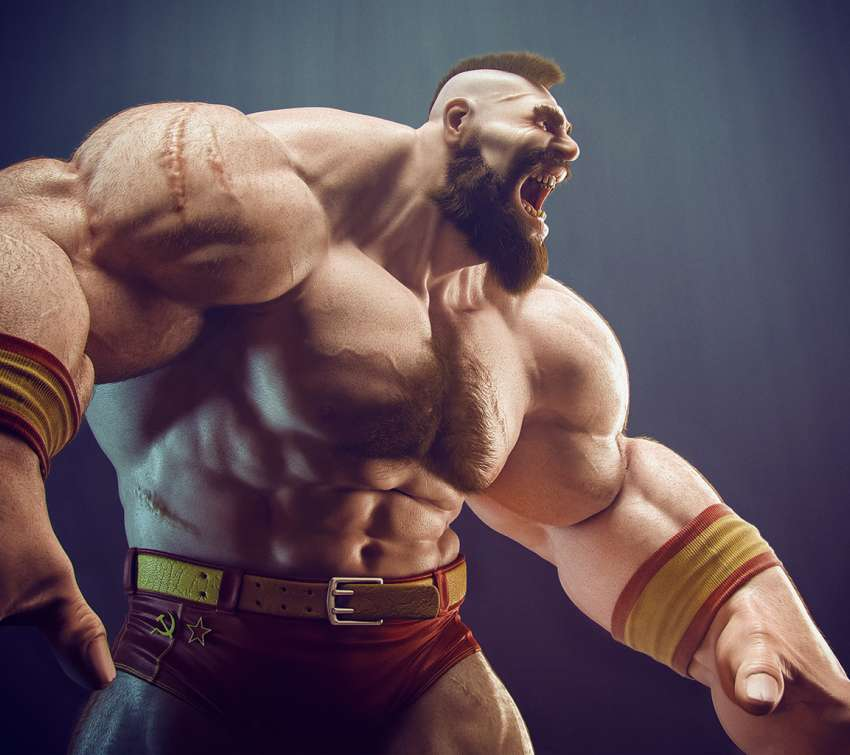 Zangief wallpaper or background