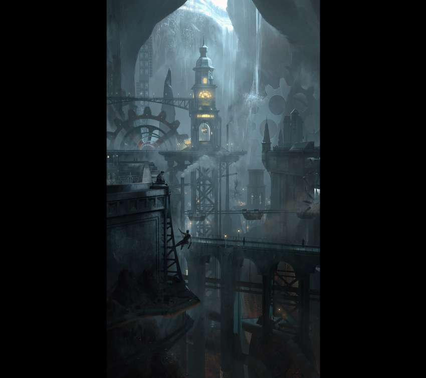 Undercity Mobile Horizontal wallpaper