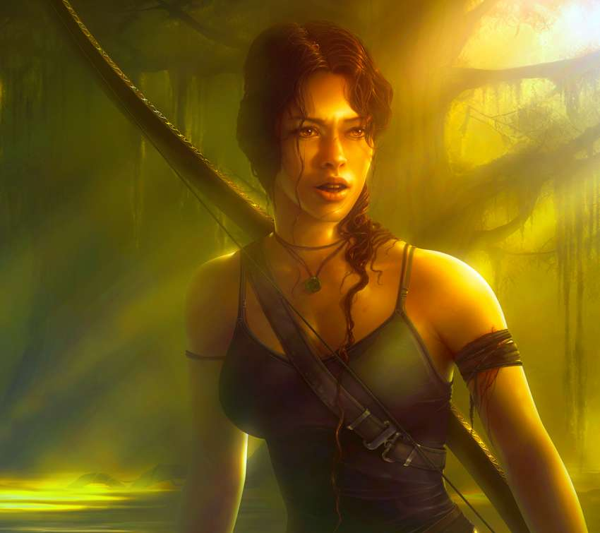 Tomb Raider - Obscurity wallpaper or background