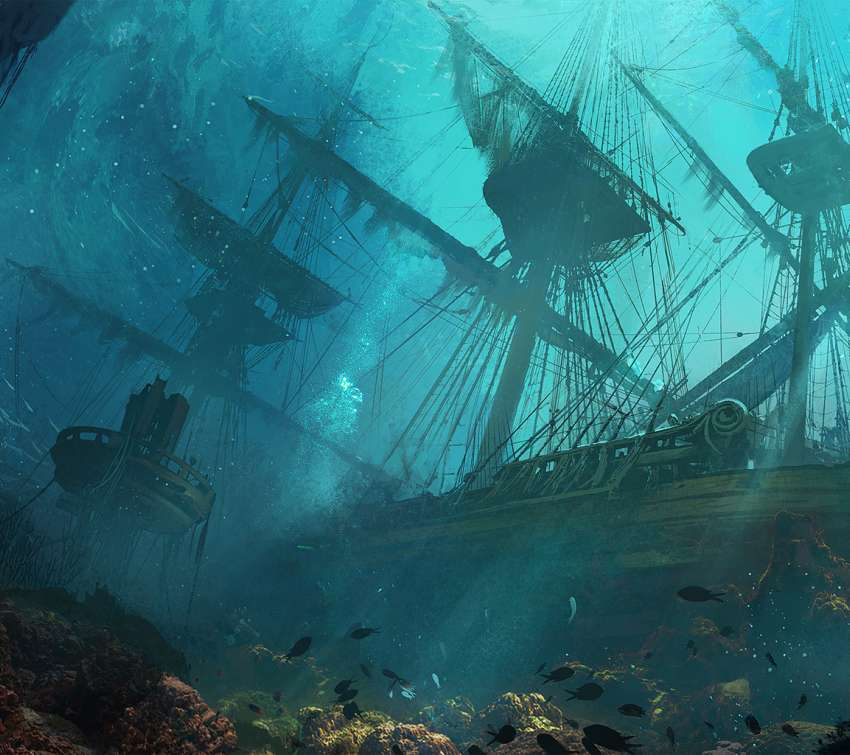 Assassin's Creed IV Black Flag fan art wallpaper or background