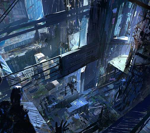 Wadim Kashin Mobile Horizontal wallpaper