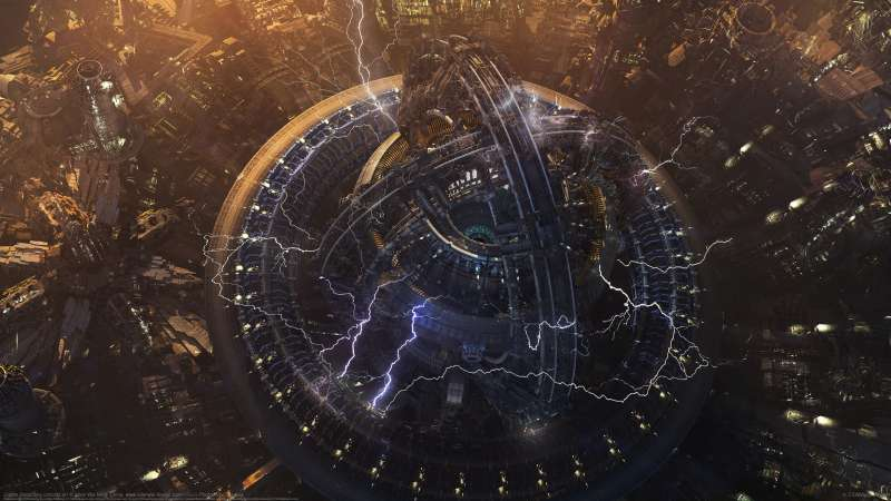 Jupiter Ascending concept art wallpaper