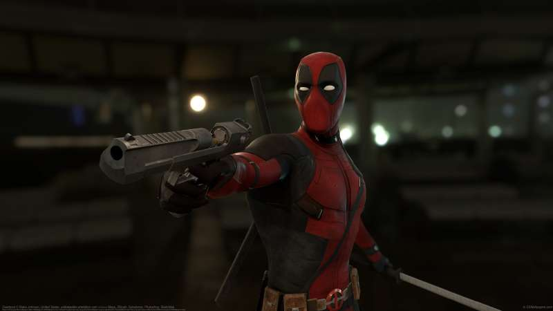Deadpool wallpaper or background