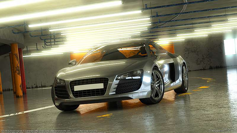 Audi R8 wallpaper or background