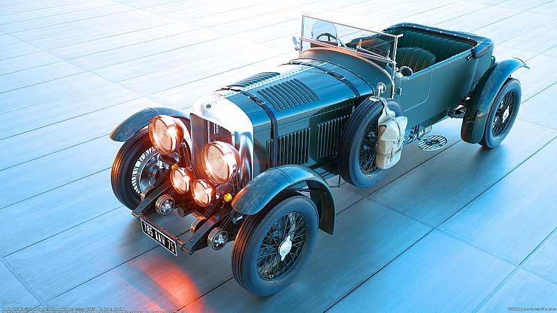 Bentley 4,5 Litre wallpaper or background