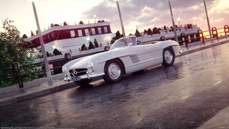 Mercedes-Benz 300SL wallpaper