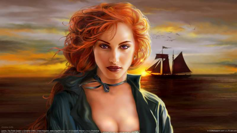 Leonie, The Pirate Queen wallpaper or background