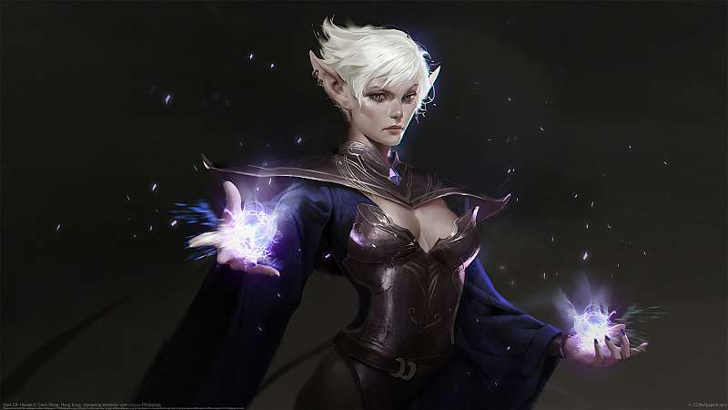 Dark Elf- Hecate wallpaper or background
