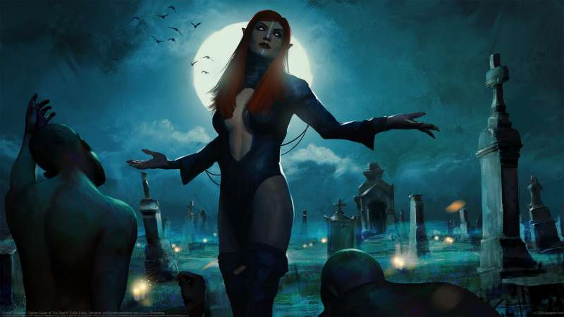 Project Badwater: Daema Queen of The Dead wallpaper