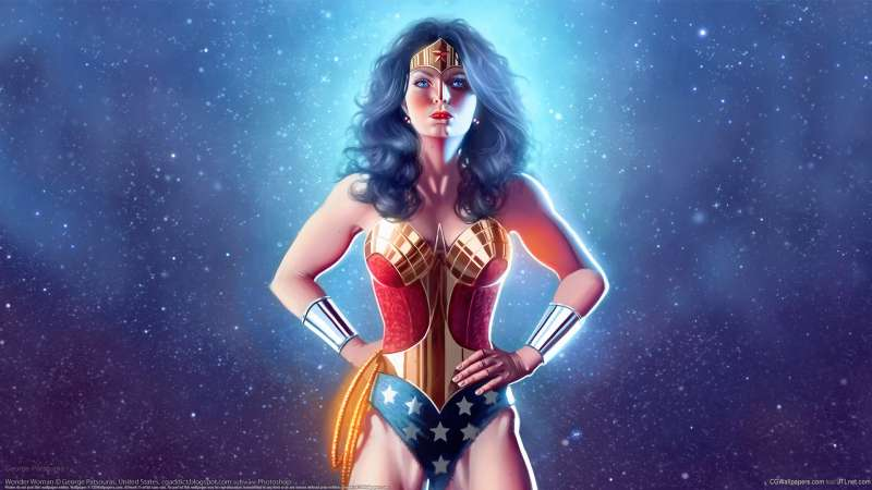Wonder Woman wallpaper or background