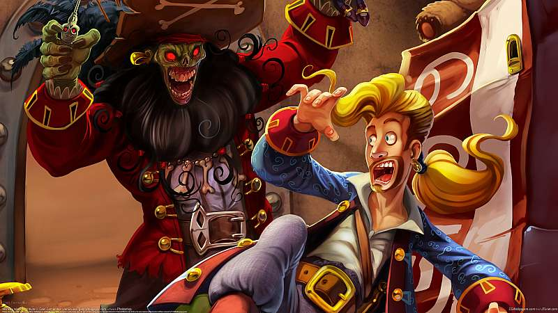 Monkey Island 2 -tribute wallpaper or background