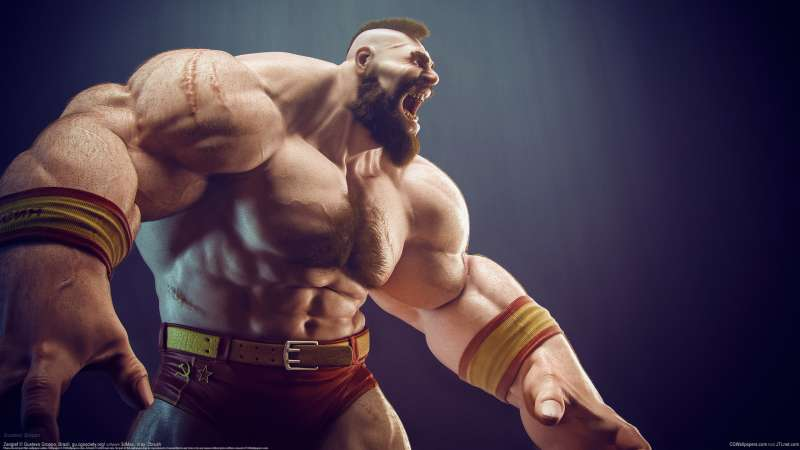 Zangief wallpaper
