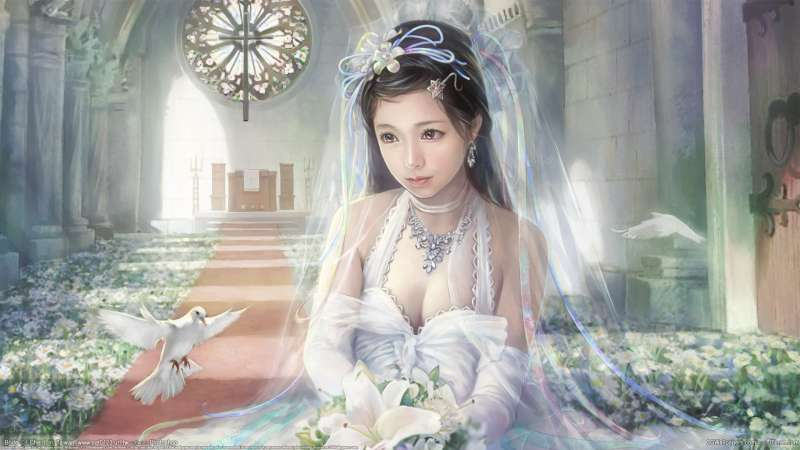 Bride wallpaper