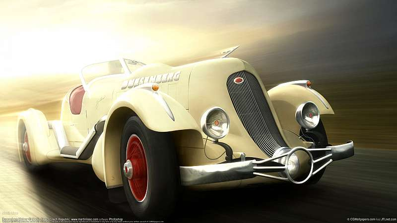 Duesenberg Meteor wallpaper or background