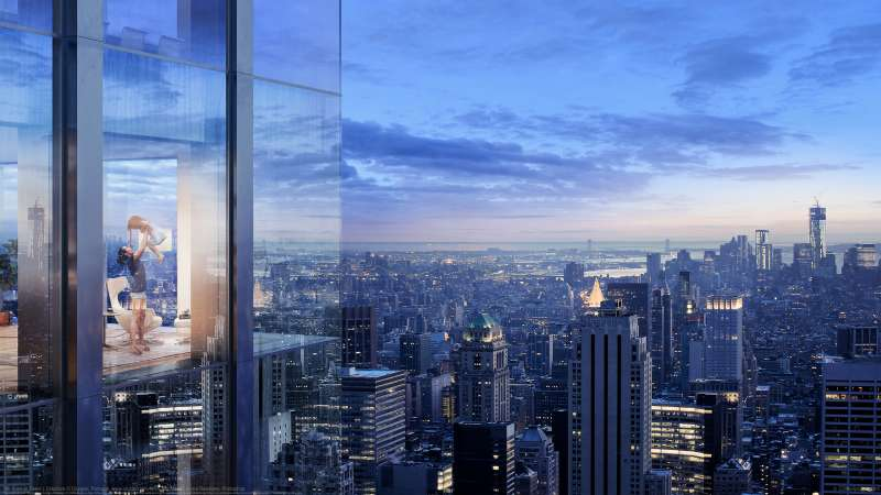 5th Avenue Tower | Exteriors wallpaper