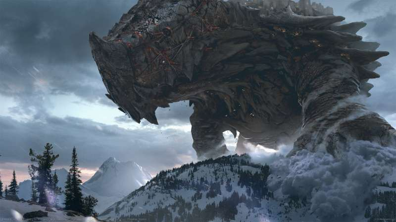 Brimstone: Gomorrah Traversing the Mountains wallpaper or background