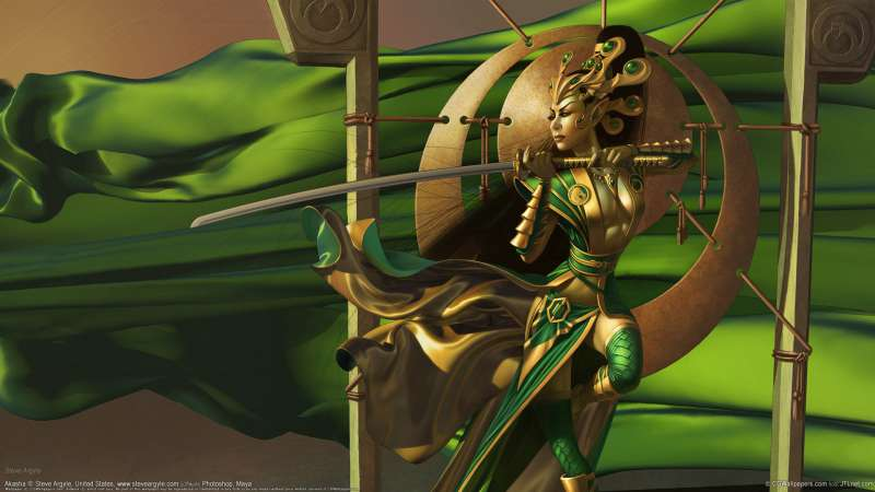 Akasha wallpaper or background