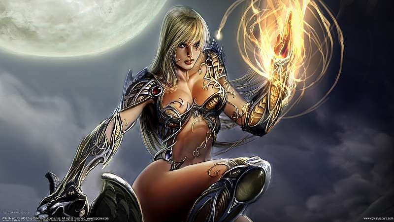 Witchblade wallpaper or background