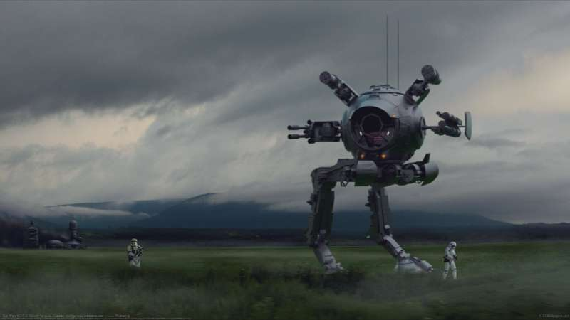 Star Wars AT-IT wallpaper