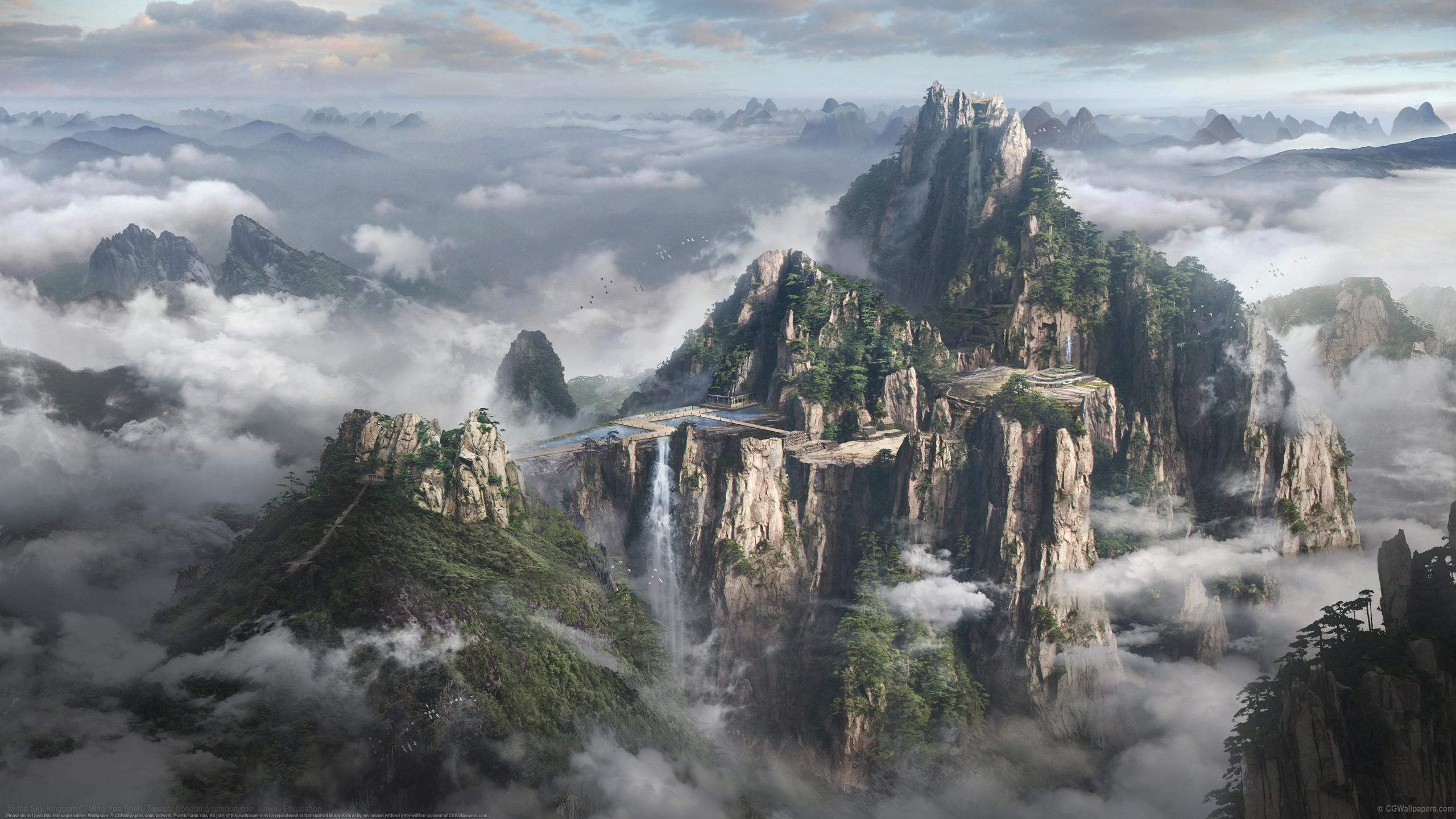 Ming-yee Sheh 2560x1440 wallpaper or background 03